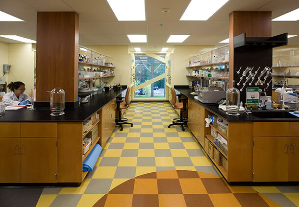 MEDICAL, LIFE SCIENCES & LABORATORY FLOORING
