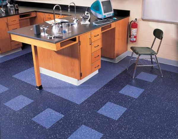 Business Interior Floors